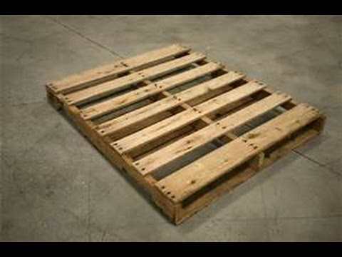 How to Break Down a Pallet the EASY way for wood projects -DIY Daddy
