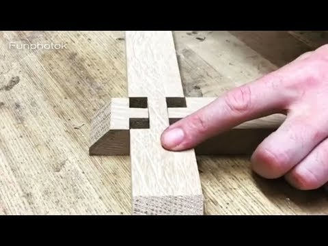 20 Amazing WoodWorking Skills Ideas Tools. Wood DIY Projects and Products | FunPhotOK Channel 2018