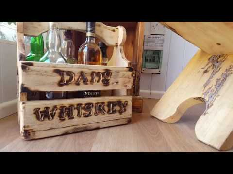 Easy Pallet Furniture Projects – Wood Crates, Trugs & Totes
