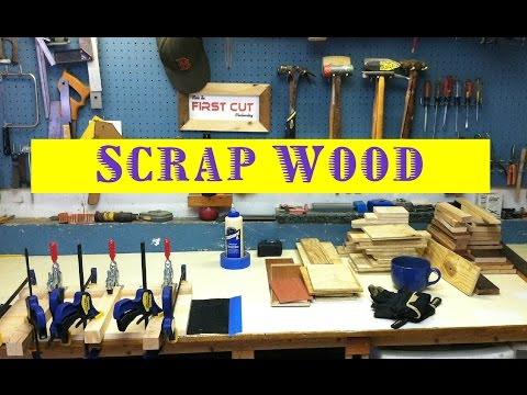 Scrap Wood Projects