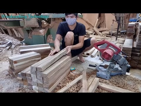 Awesome Woodworking Projects Fastest – Techniques Build Wooden Stile,DIY