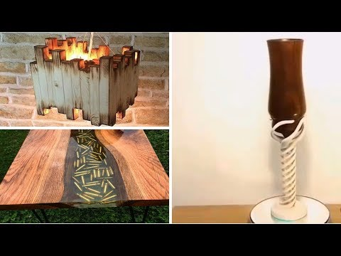 12 Stunning DIY Wood Projects for Beginners| Woodworking Projects + Thousands of Woodworking Plans