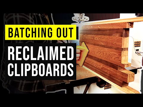 DIY Wood Clipboards // Craft Fair Ideas // Woodworking Projects