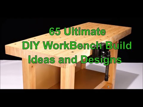 WorkBench Ideas | Woodworking Projects – Diy Workbench build ideas for your shop