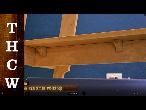 Traditional Hall Table / Woodworking Projects, Plans, Instructional Videos & Techniques
