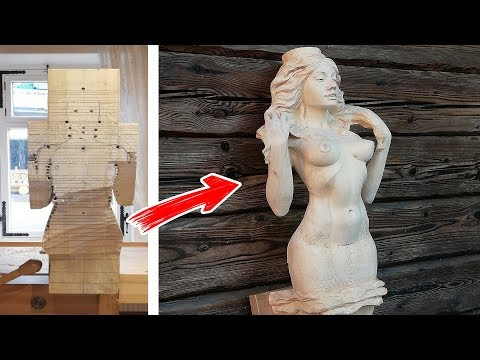 Amazing Woodworking Skills, Product. Perfect DIY Project. Woodworkers That Are Next Level 2019 | UWP