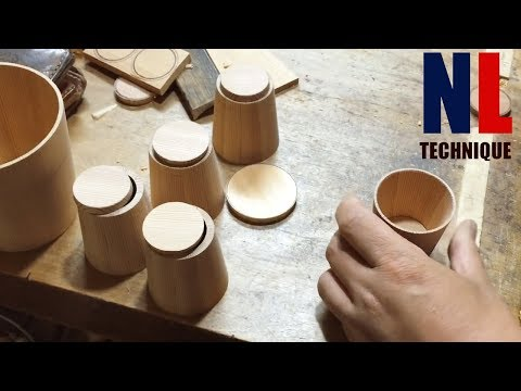 Creative Woodworking Projects with Machines and Skillful Workers at High Level Part 4