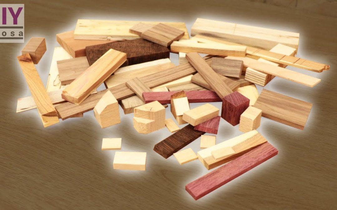 Scrap Wood Projects #1 – Hard Wood