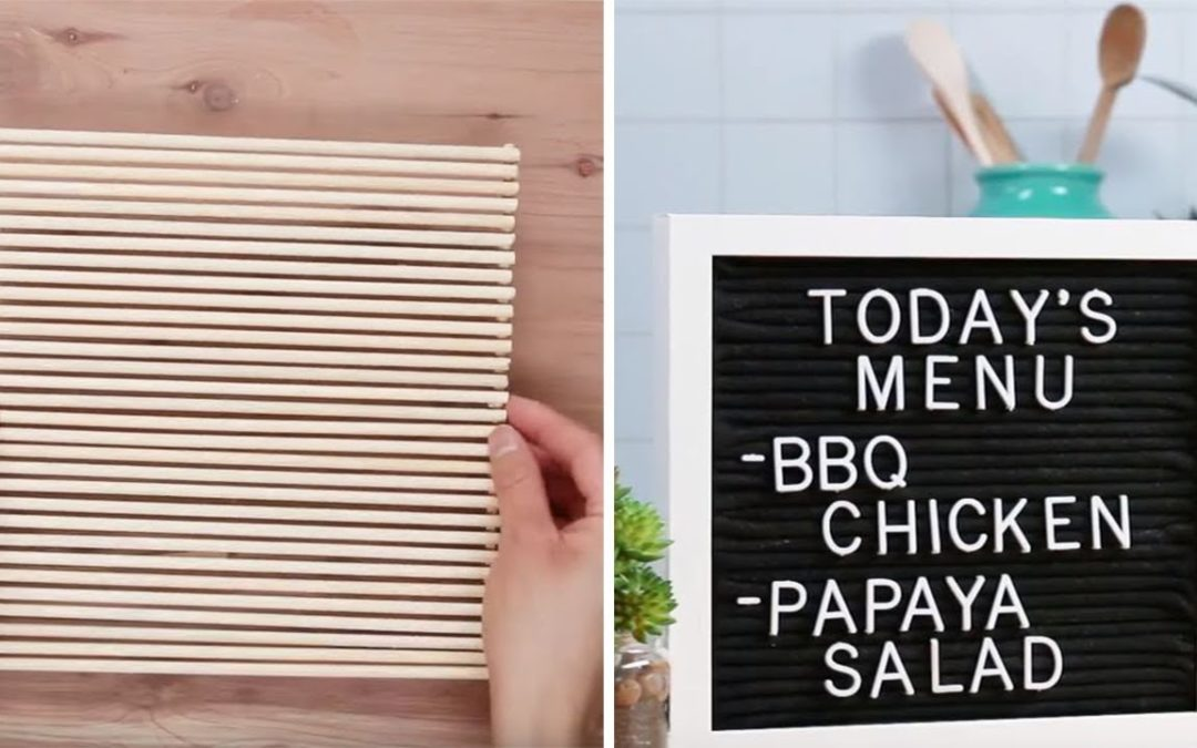 6 Awesome DIY Wood Projects For Beginners