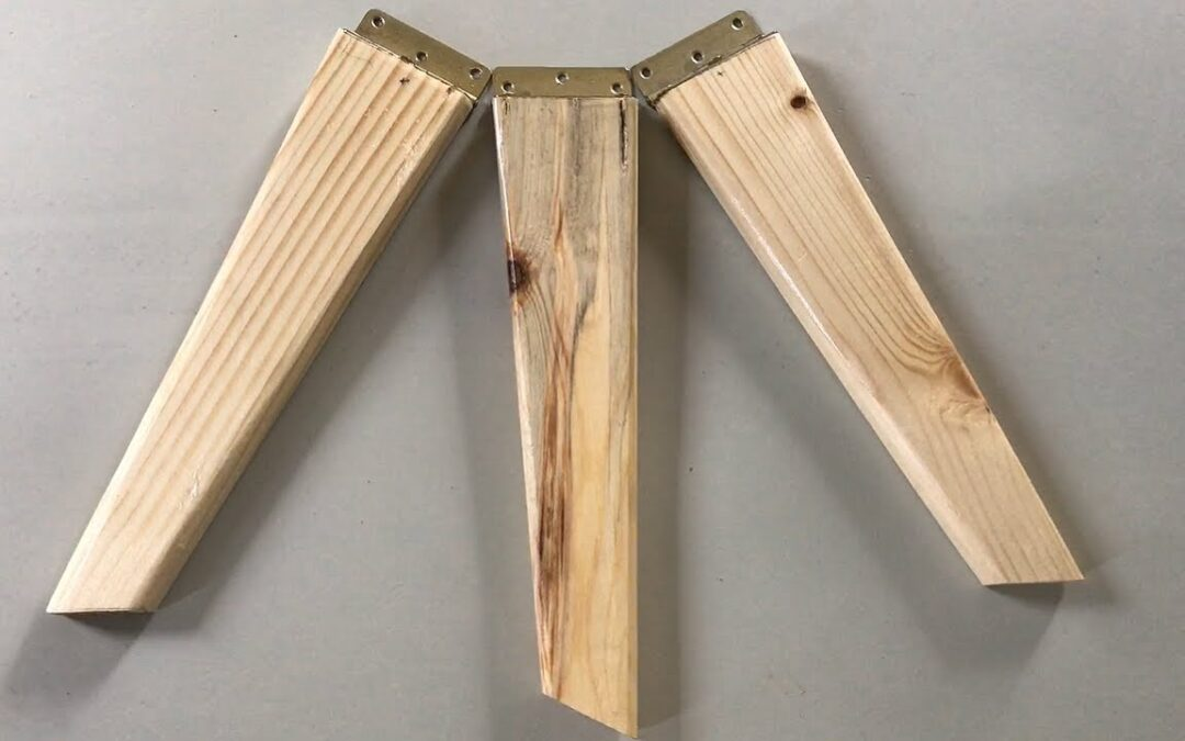 Amazing Woodworking Ideas //  Do Not Throw Away Pieces Of Wood – DIY!