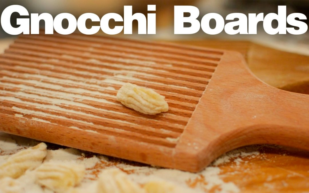 Making Gnocchi Boards – Woodworking Projects