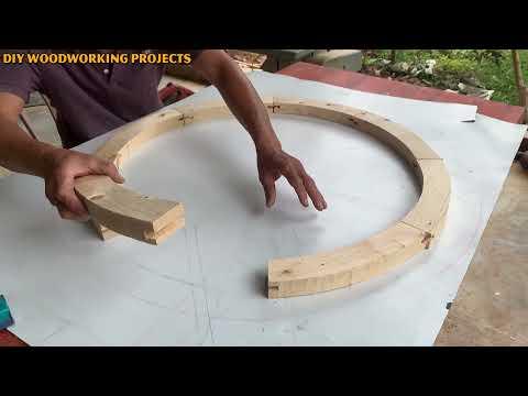 Woodworking Ideas That Inspire Others To Build Something Amazing // A Table That Will Surprise You