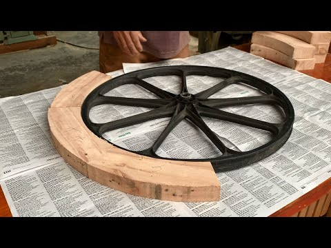 Extremely Ingenious Woodworking // Design Your Own Coffee Table From Beautiful Recycled Materials