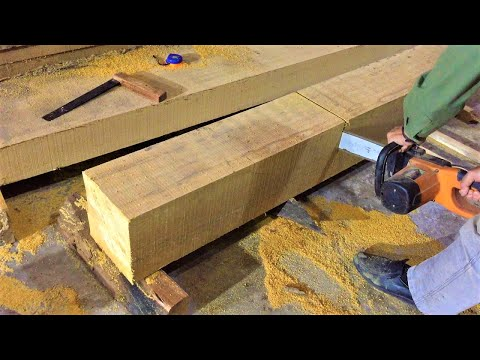 Woodworking Projects Extremely Strange Never Seen | Amazing Techniques and Perfect Product Furniture